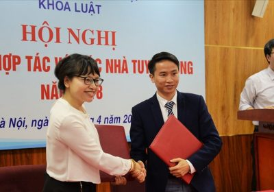 Viet Kim signed a cooperation agreement with Seoul Administror Law Firm, Korea